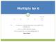 Engage New York / Eureka Grade 3 Module 6 Lesson 6 PowerPoint