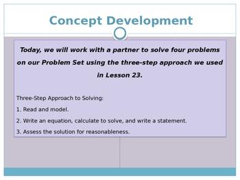Engage New York / Eureka Grade 3 Module 7 Lesson 29