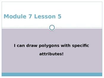 Engage New York / Eureka Grade 3 Module 7 Lesson 6 PowerPoint