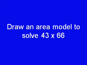 Engage NY Grade 4 Module 3 Assessment Review; Jeopardy