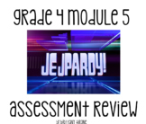 4th Grade Engage NY Module 5 Review / Eureka Math Module 5 Review Game