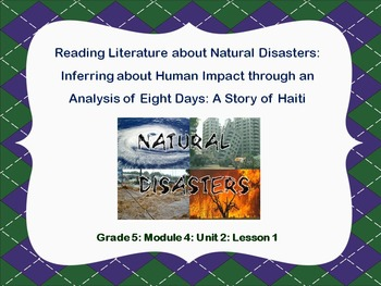 Grade 5 Ela Module 4 Unit 1 Teaching Resources | Teachers Pay Teachers