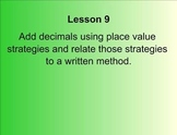 Engage NY - Grade 5 Module 1 Lesson 9