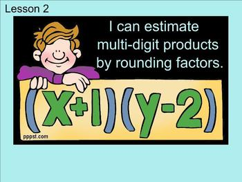 Engage NY - Grade 5 Module 2 Lesson 2