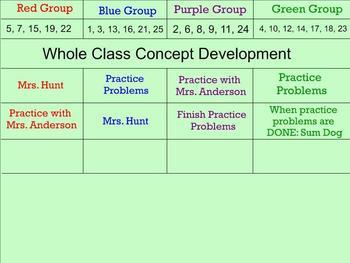 Engage NY - Grade 5 Module 2 Lesson 4