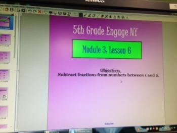 Engage NY (Eureka Math) Entire Grade 5 Module 3 Smart Board Lessons