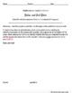 Grade 6 | Ratios & Unit Rates Math Assessment | Test Prep | Engage NY Module 1