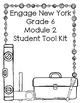 Engage NY Grade 6 Module 2 Student Tool Kit