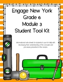 Engage NY Grade 6 Module 3 Student Tool Kit