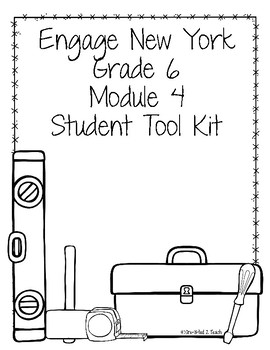 Engage NY Grade 6 Module 4 Tool Kit