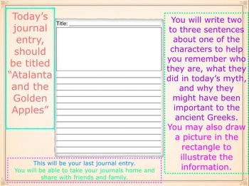 Engage NY Greek Myths Day 10