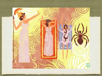 Engage NY Greek Myths Day 4