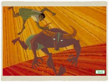 Engage NY Greek Myths Day 5