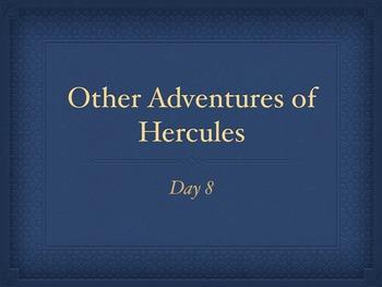Engage NY Greek Myths Day 8