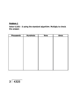 Engage NY Guided Notes Module 3 Lesson 29