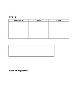 Engage NY Guided Notes Module 3 Lesson 34