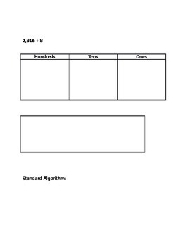 Engage NY Guided Notes Module 3 Lesson 35