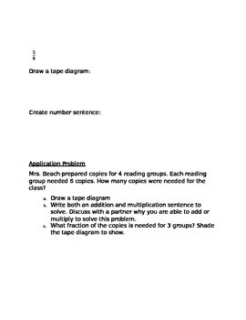 Engage NY Guided Notes Module 5 Lesson 3
