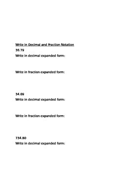 Engage NY Guided Notes Module 6 Lesson 14