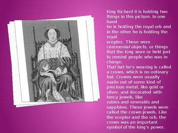 Engage NY Kindergarten LA Unit 6 Kings and Queens Lesson 1A What Are Kings