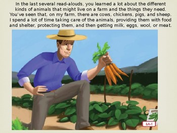 Engage NY Kindergarten Listening and Learning Unit 5 Lesson 6a