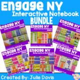 Engage NY Kindergarten Math Interactive Notebook Bundle