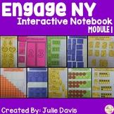 Engage NY Kindergarten Math Module 1 Interactive Notebook
