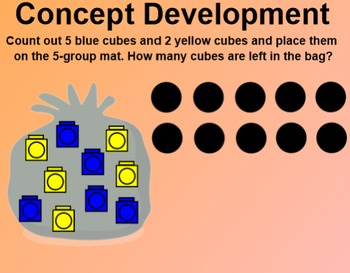 Engage NY Kindergarten Math Module 1 Lesson 21 SmartBoard