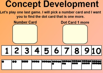 Engage NY Kindergarten Math Module 1 Lesson 29 SmartBoard