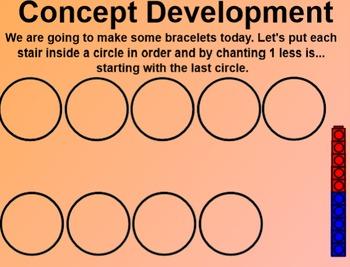 Engage NY Kindergarten Math Module 1 Lesson 36 SmartBoard