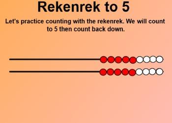 Engage NY Kindergarten Math Module 1 Lesson 4 SmartBoard