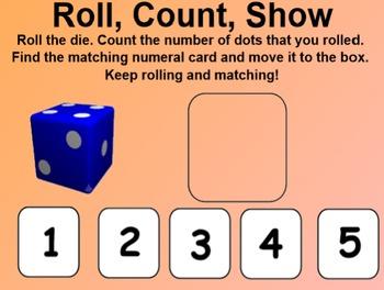 Engage NY Kindergarten Math Module 1 Lesson 9 SmartBoard