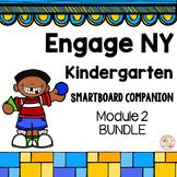 Engage NY Kindergarten Math Module 2 BUNDLE SmartBoard