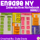 Engage NY Kindergarten Math Module 2 Interactive Notebook