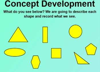 Engage NY Kindergarten Math Module 2 Lesson 1 SmartBoard