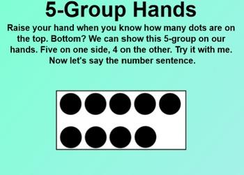Engage NY Kindergarten Math Module 2 Lesson 10 SmartBoard