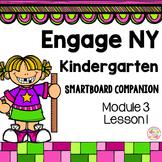 Engage NY Kindergarten Math Module 3 Lesson 1 SmartBoard