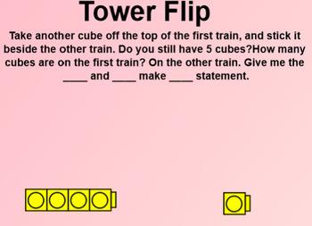 Engage NY Kindergarten Math Module 3 Lesson 30 SmartBoard