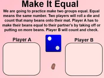 Engage NY Kindergarten Math Module 3 Lesson 8 SmartBoard