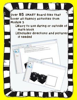 Engage NY Kindergarten Math Module 3- Smart Board Lessons