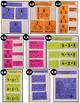 Engage NY Kindergarten Math Module 4 Interactive Notebook