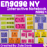 Engage NY Kindergarten Math Module 4 Interactive Notebook