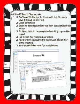 Engage NY Kindergarten Math Module 4 SMART Board and More!