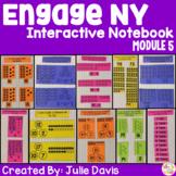 Engage NY Kindergarten Math Module 5 Interactive Notebook