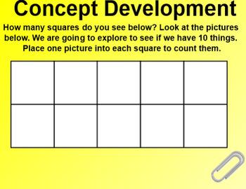 Engage NY Kindergarten Math Module 5 Lesson 1 SmartBoard