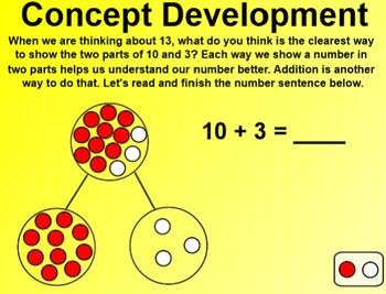 Engage NY Kindergarten Math Module 5 Lesson 20 SmartBoard