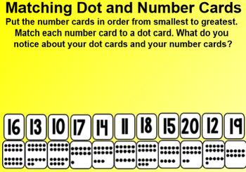 Engage NY Kindergarten Math Module 5 Lesson 23 SmartBoard