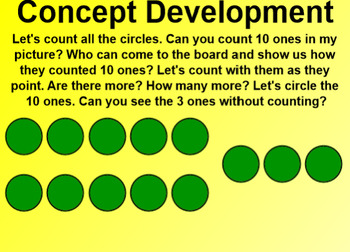 Engage NY Kindergarten Math Module 5 Lesson 3 SmartBoard