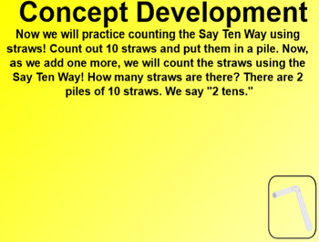 Engage NY Kindergarten Math Module 5 Lesson 5 SmartBoard