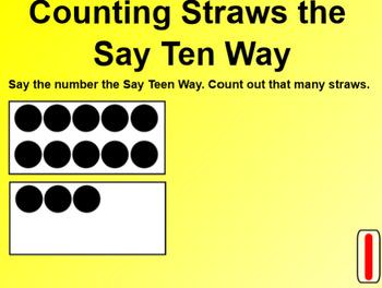 Engage NY Kindergarten Math Module 5 Lesson 6 SmartBoard